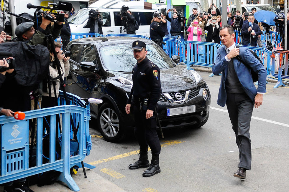 Resultado de imagen de Urdangarín no ingresará inmediatamente en prisión