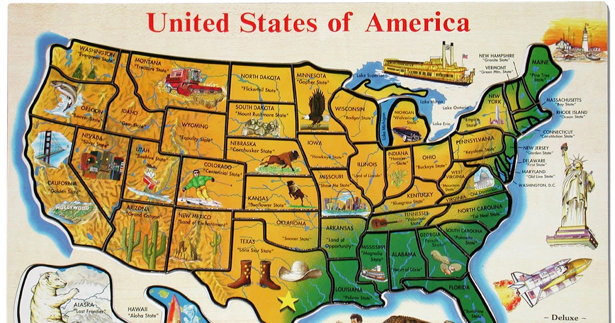 dafi1637 usa map tourist attractions