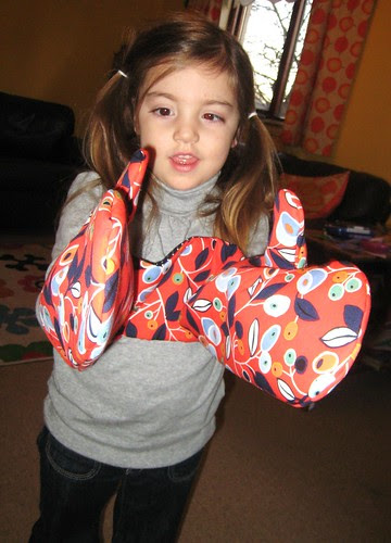 oven mitts Maia
