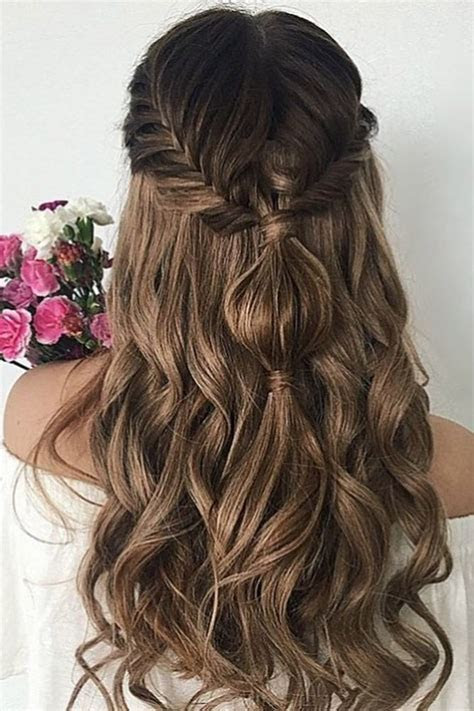 Best 25  Easy wedding hairstyles ideas on Pinterest   Easy