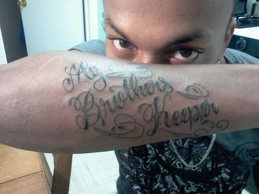 My Brothers Keeper By Smeajul On Deviantart Tattoomagz