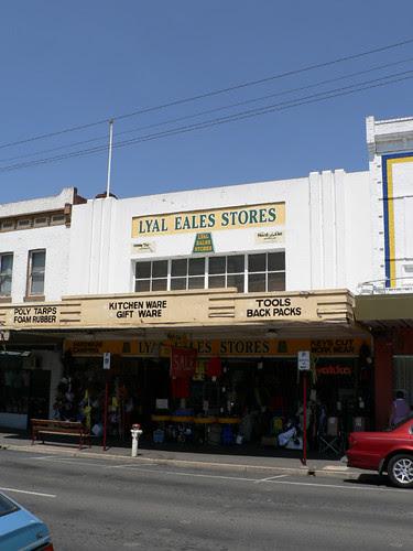 Lyal Eales Stores, Maryborough