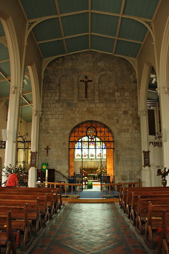 Inside of St Micheal's