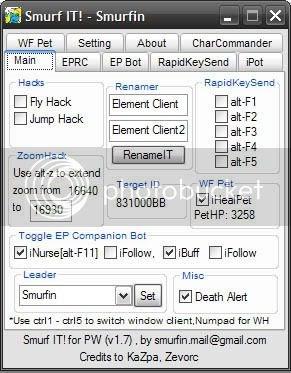 MMOxploits: Perfect World Hacks and BOT