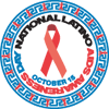 National Latino AIDS Awarness Day logo