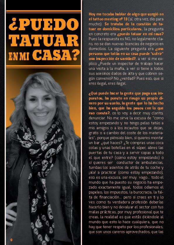 Tatuajes Las Nefastas Consecuencias De Intentar Tatuarte En Casa