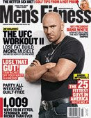 Men's Fitness Magazine features St.Lucia
