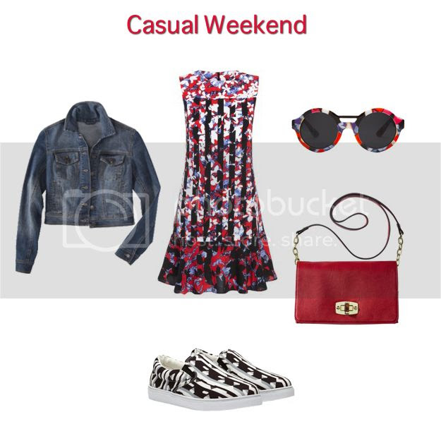 Peter Pilotto for Target lookbook - casual weekend