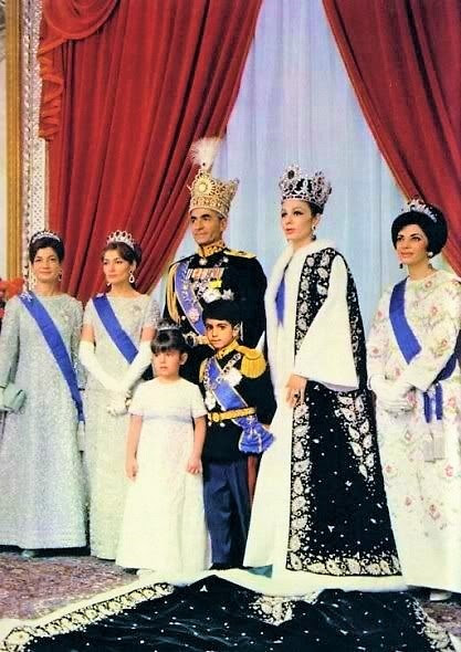 The Persian Imperial Family