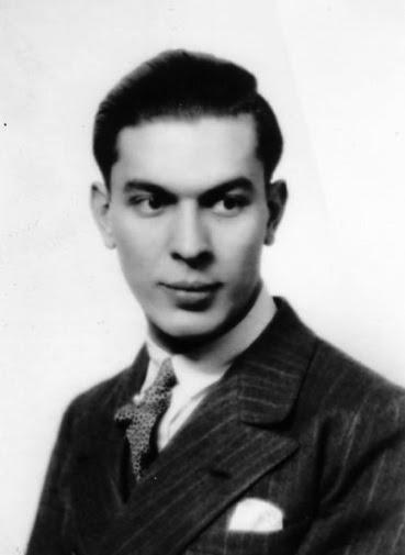 Ο Ανδρέας Εμπειρίκος, τέλη δεκαετίας του '20, λίγο πριν αρχίσει ψυχανάλυση.