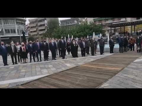 Βίντεο- Δηλώσεις πολιτικών της Ημαθίας για την απελευθέρωση της Βέροιας