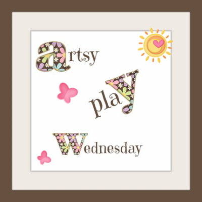 Arts and Crafts for Kids - Artsy Play Wednesday