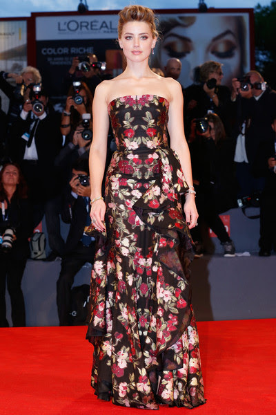 'The Danish Girl' Premiere - 72nd Venice Film Festival