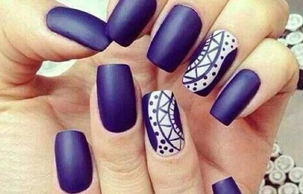 Corazones de colores: Decora tus uñas con pasión - Uñas