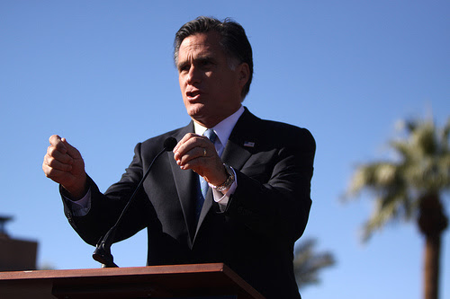 Mitt Romney speech 3 SC Obama Will lose Without Race Card