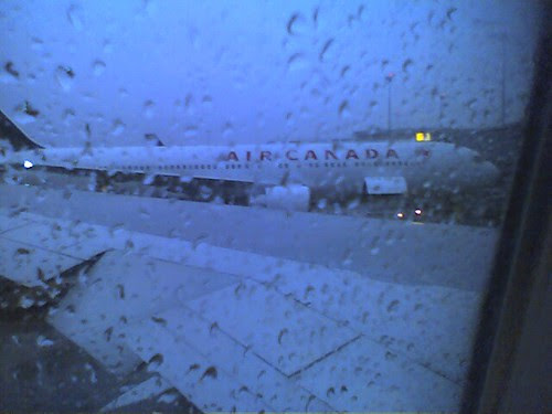 Leaving toronto on a jet plane