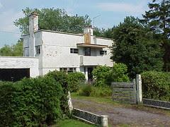 Run-down house, Silver End