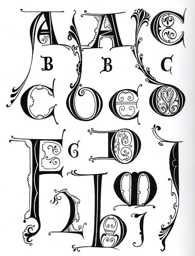 Ornamental Typography Revisited 002