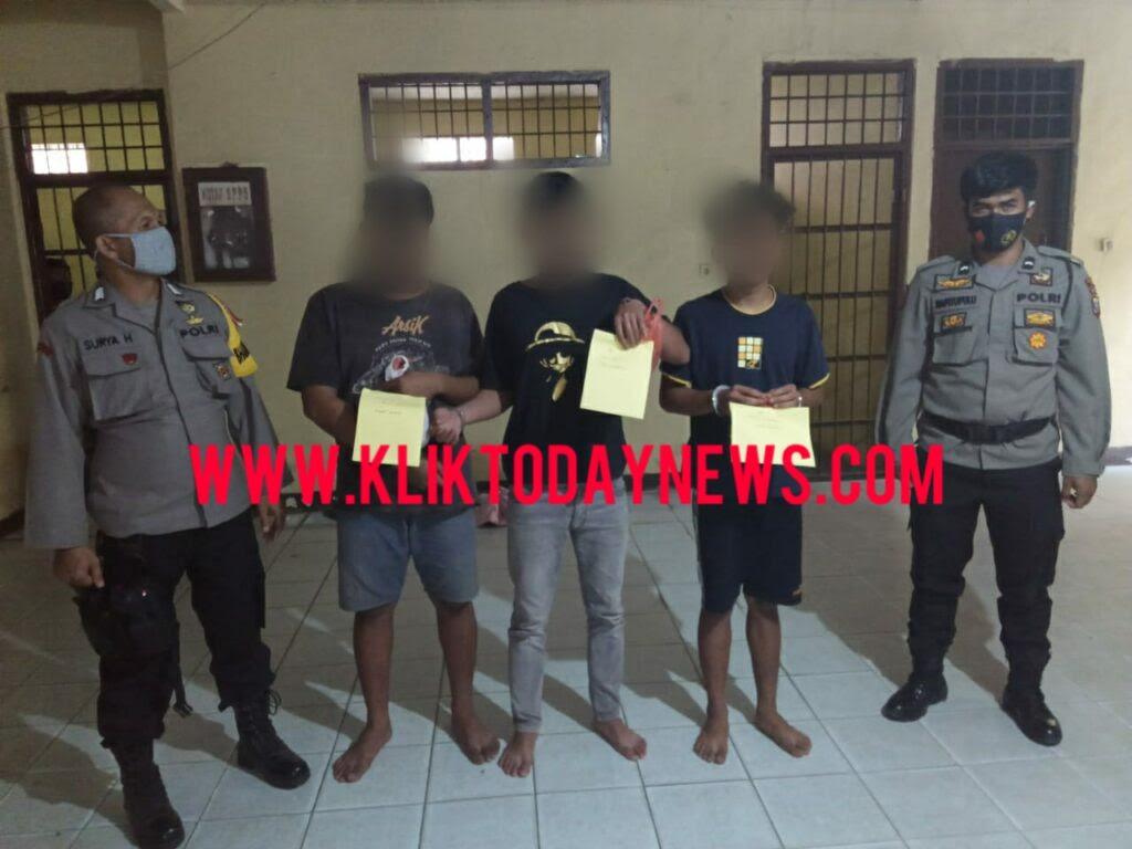 Peredaran Narkoba di Kabupaten Toba Berhasil Dibongkar ...