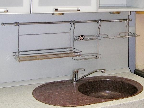 Мебельные системы на маленькой кухне