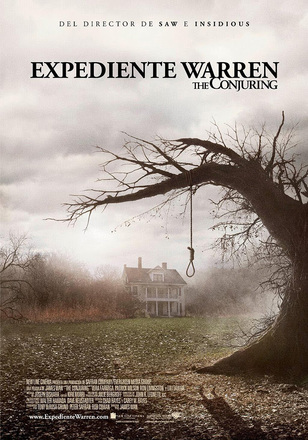 La aterradora historia real de la pelicula Expediente Warren The Conjuring La aterradora historia real de la película Expediente Warren: The Conjuring