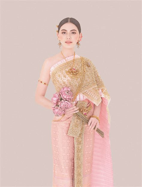 164 best Traditional Thai attire images on Pinterest