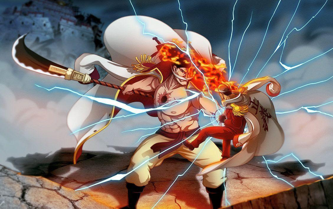 Tons of awesome one piece wallpapers hd  Wallpaper One Piece Akainu
