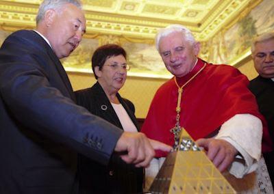 J. Ratzinger: «L'attesa messianica ebraica non è vana»