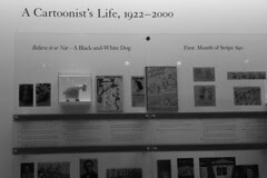 Charles Schulz Museum - A Cartoonists life