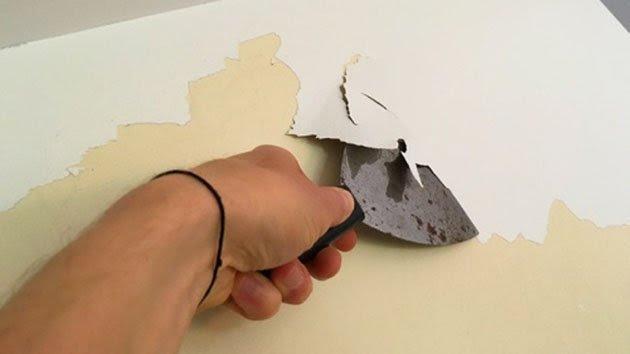 Comment Décaper La Peinture Des Murs Minutefacilecom