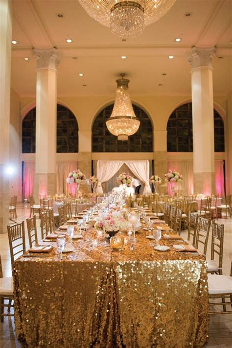 Ivory, Gold & Blush Multicultural Wedding in Atlanta: Mary