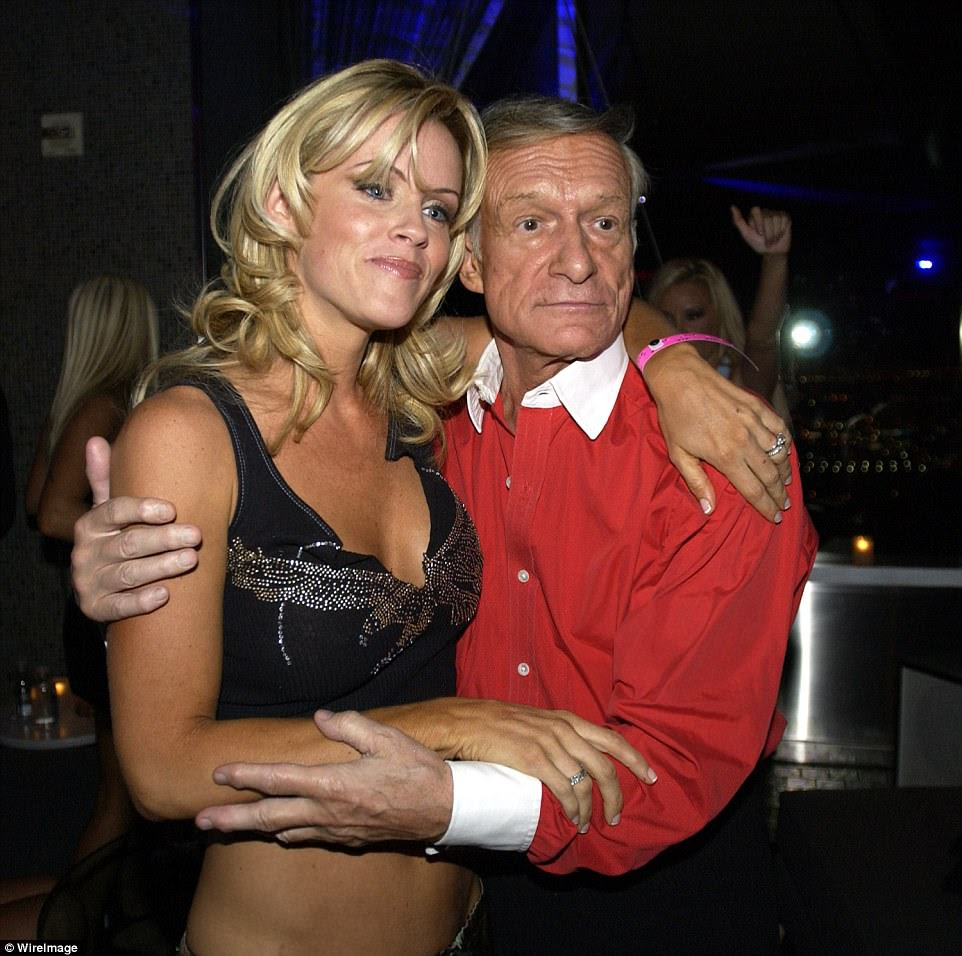 Feminists have led the backlash against Playboy mogul Hugh Hefner claiming he treated women like 'consumables'