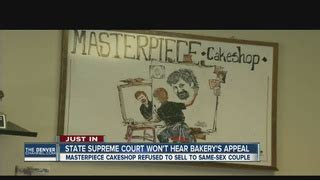Colorado Supreme Court refuses to hear Masterpiece