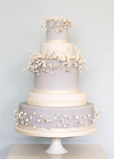 Wedding Cakes ? Rosalind Miller Cakes   London, UK