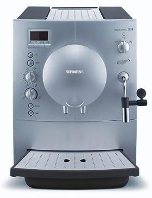 siemens surpresso s40 tk64001 kaffee espresso vollautomat beste angebot kaffee vollautomaten. Black Bedroom Furniture Sets. Home Design Ideas
