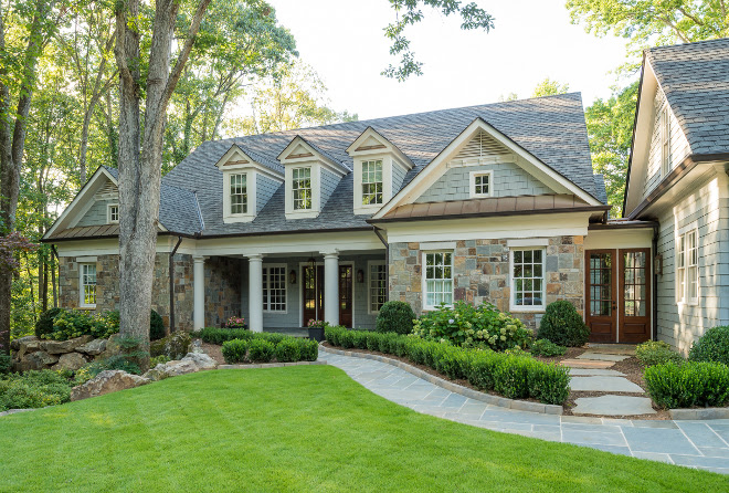 Traditional Home Exterior
