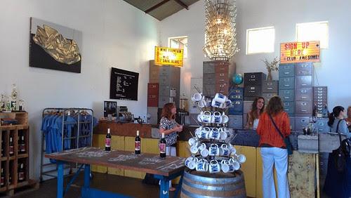Municipal Wine Tasting Room