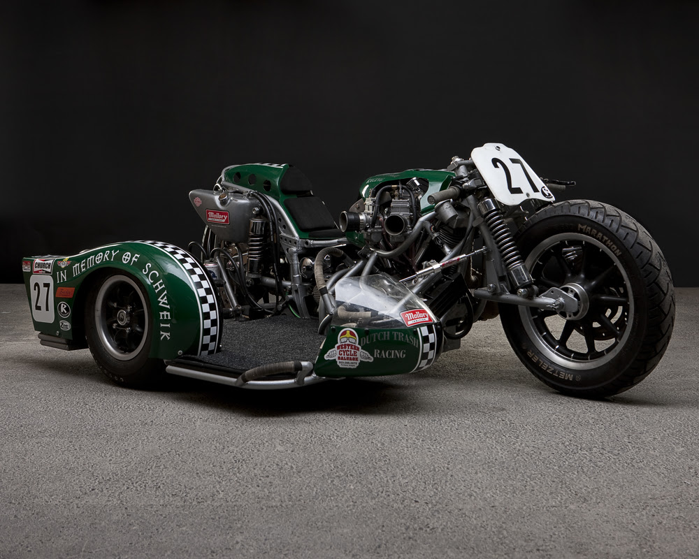 The ONE Motorcycle Sidecar