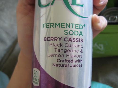 Cascal soda berry cassis