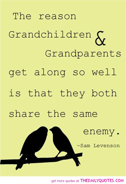 Quotes About Inspirational Grandparents 26 Quotes