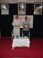 Universal brotherhood Day Program at Nasik