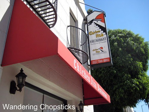 Chichen Itza Restaurant - Los Angeles 1