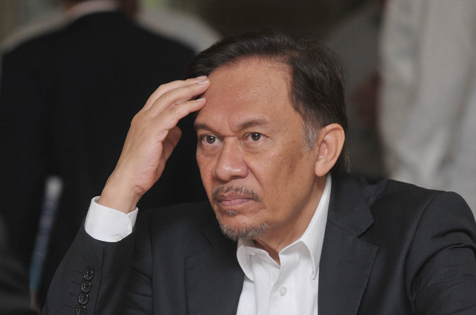 Anwar has been kept in harsh physical conditions for a man approaching his 70s
