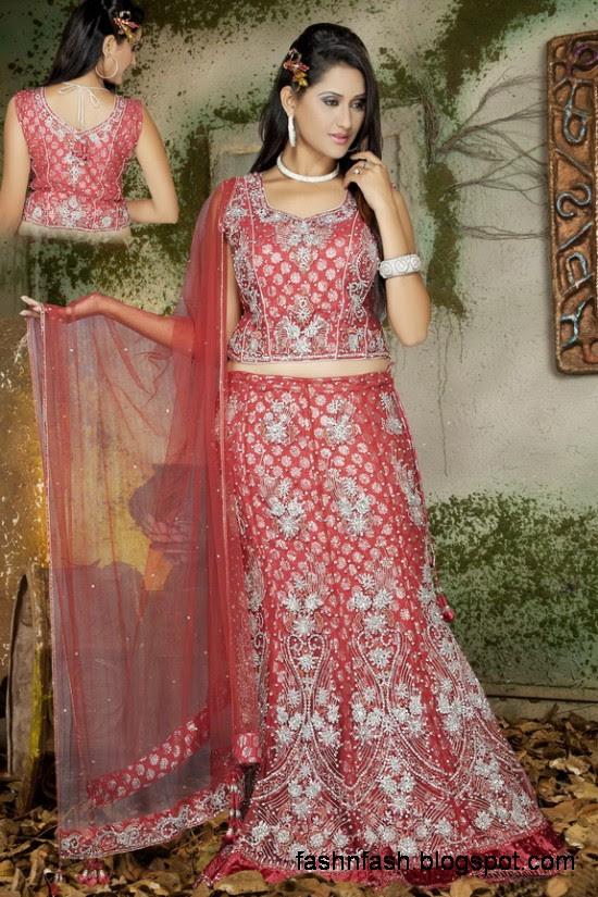 Indian-Pakistani-Beautiful-Bridal-wedding-Dress-Collection-2012-2013-Bridal-Saree-Lehanga-