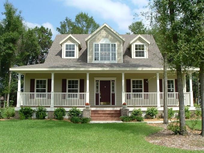 Rumah Minimalis Bergaya Amerika | Ide Rumah Minimalis