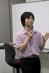 """ひが やすをさん, JJUG Cross Community """"JRuby と Jython"""", 2008.08.28"""