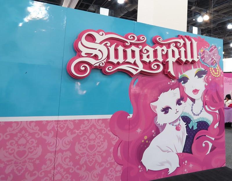 Sugarpill Cosmetics IMATS LA