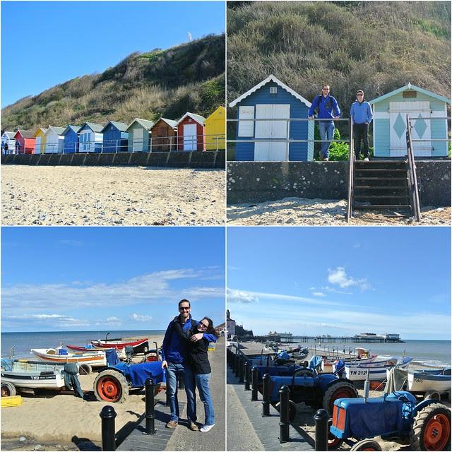 Cromer beach UK 1