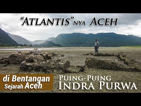 """Puing Puing IndraPurwa - digambarkan sebagai """"Atlantik""""nya Aceh (Di Bent..."""
