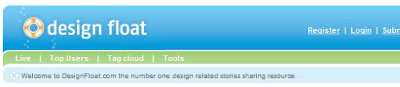 designfloat-fresh-promotional-user-links-sites
